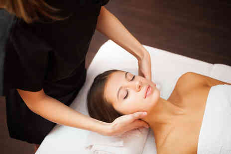 SK Beauty at Jason Shankey - Pamper package including a 40 minute express facial and a 30 minute back, neck and shoulder massage - Save 58%