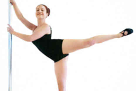 Pole Ballet - Five Week Pole Ballet Course - Save 55%