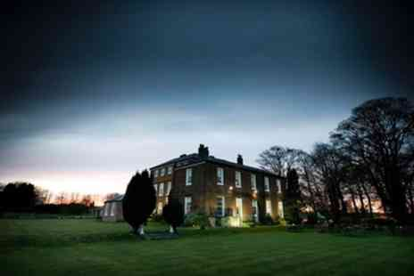 Rowley Manor Hotel - One or Two Nights Stay for Two with Breakfast and Options for Dinner and Cream Tea - Save 31%