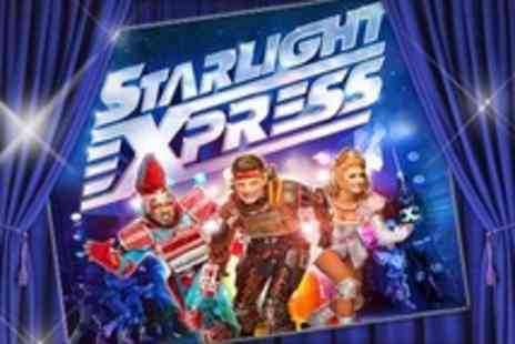 Liverpool Empire - Top Price Ticket to Starlight Express - Save 50%