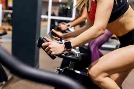 Energie Fitness - Five or Ten Spin Classes - Save 82%