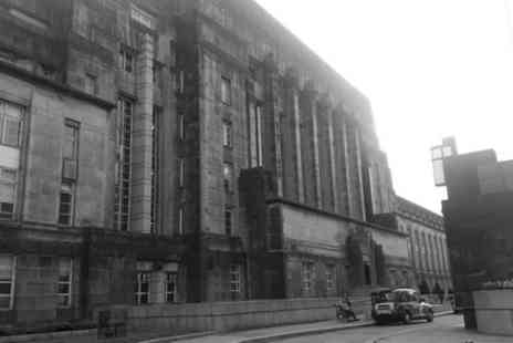 7 Hills Tours Edinburgh - Art Deco buildings of Edinburgh tour with afternoon tea - Save 0%