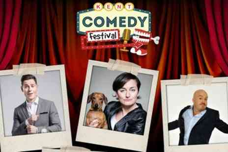 Kent Comedy Festival 2018 - Kent Comedy Festival 2018 with Lee Nelson and Andy Parsons, Unreserved Seating, 5 To 6 October - Save 33%