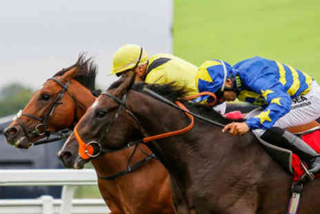 The Jockey Club - Two tickets to Family Fun Day at Sandown Park Racecourse - Save 31%