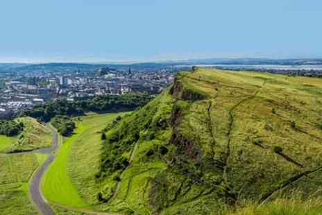 7 Hills Tours Edinburgh - 7 Hills of Edinburgh Tour,a half day minicoach and hiking adventure! - Save 0%