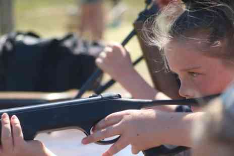 Blyth Activity Centre - Air Rifle Shooting - Save 0%