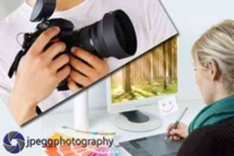 J Pegg Photography - Four Hour Workshop of Beginners Photography and Photoshop - Save 79%