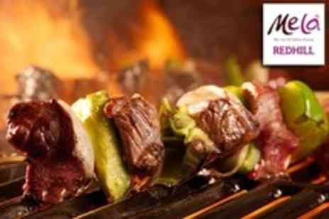 Mela - Indian Summer BBQ Cookery Course For One - Save 59%