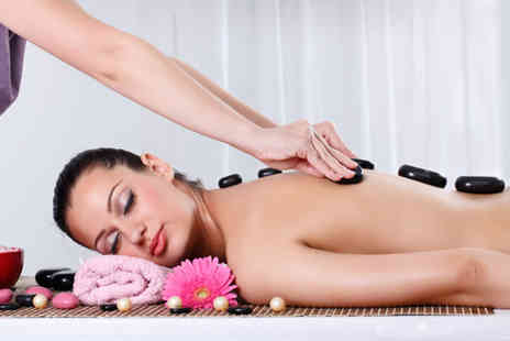 MyMassageSpace - One hour aromatherapy, Swedish or hot stone massage - Save 57%