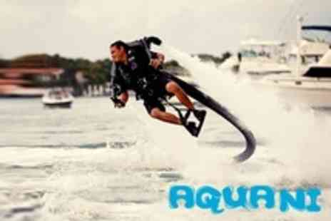 Aqua NI - Choice of Water Jet Pack Experience - Save 52%