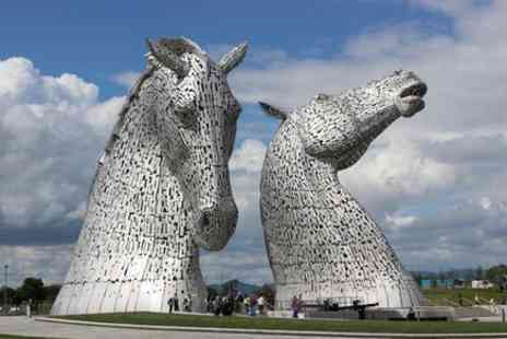 Marys Meanders - Kelpies Tour half day Private tour incl stops Falkirk Wheel, Linlithgow Palace - Save 0%