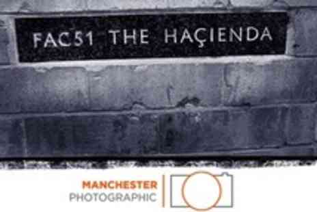 Manchester Photographic - Music History Tour and Photography Course For Two - Save 63%