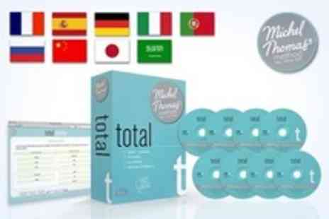 Michel Thomas Method - European Language Course - Save 58%