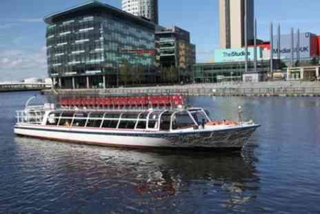 Manchester River Cruises - City River Tour - Save 0%