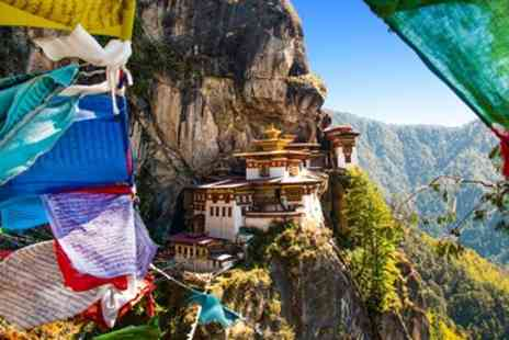 Lumle Holidays - 42 night tour of India, Nepal, Bhutan & Tibet including flights - Save 0%