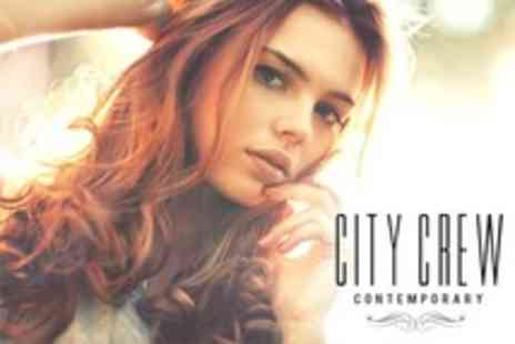 City Crew Contemporary - Cut, Conditioning Treatment, and Finish - Save 52%