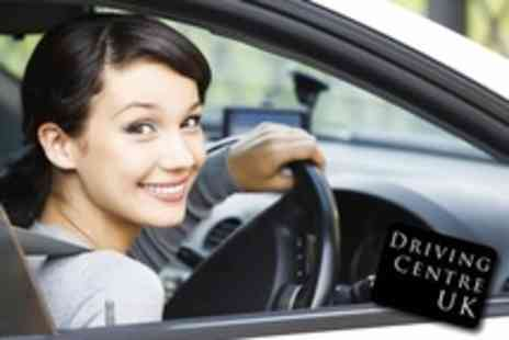 Driving Centre UK - Three Hour Young Drivers Class - Save 60%