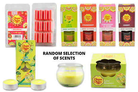 GB GIFTS - Chupa Chups candle set - Save 50%