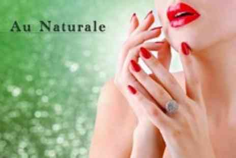 Au Naturale - Manicure For One With OPI Nail Polish - Save 60%