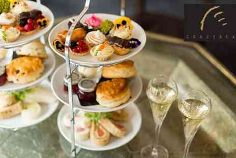 The Crazy Bear Group - Premium Champagne Afternoon Tea - Save 50%