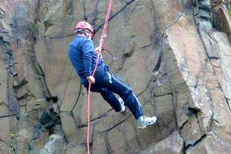 Epic Ventures - Two Hour Abseiling Taster Session for Up to Four - Save 40%
