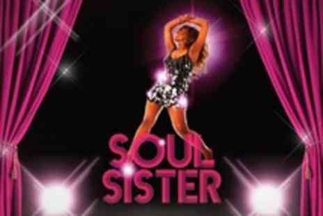 Soul Sister - Ticket - Save 50%