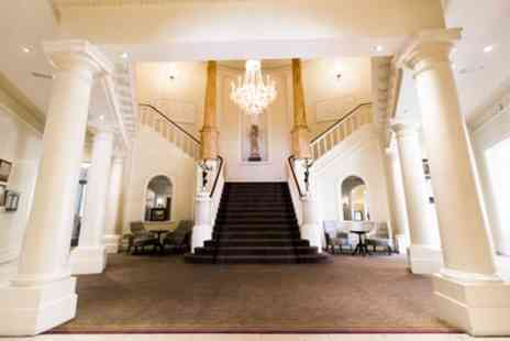 The Angel Hotel Cardiff - Standard Room for Two with Breakfast, 3 Course Dinner, Wine and Late Check Out - Save 31%