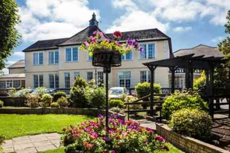 The Glencarn Hotel - One or Two Nights Stay for Two with Breakfast, Dinner Credit and Leisure Access - Save 44%