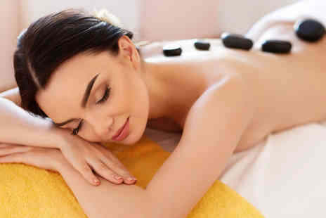 Angels Reunited - One hour Swedish or hot stone massage - Save 58%