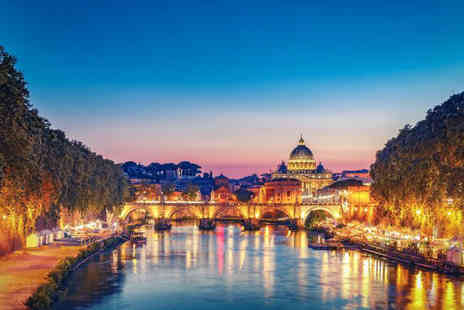 Weekender Breaks - Four or six night Rome and Venice trip with trains and return flights - Save 32%