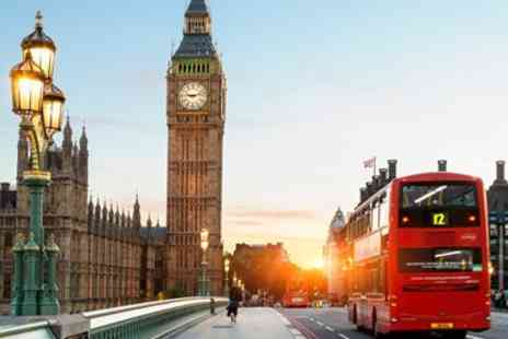 Super Break - Two night central London stay with breakfast & dinner - Save 0%
