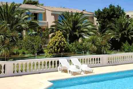 Corsican Places - Seven night Corsica holiday in 2 bedroom apartment inclusive flights - Save 0%