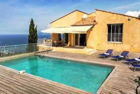 Corsican Places - Seven night Corsica villa break with private pool and flights - Save 0%
