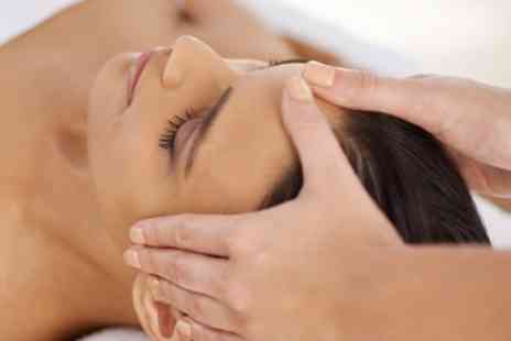 AK Haircutters - Indian Head Massage or Swedish Massage - Save 48%