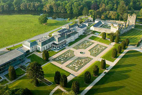 Castlemartyr Resort - Overnight stay for two people with a full Irish breakfast, leisure centre access - Save 24%