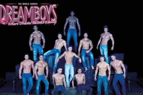 The Dreamboys - The Dreamboys Live on Stage - Save 37%