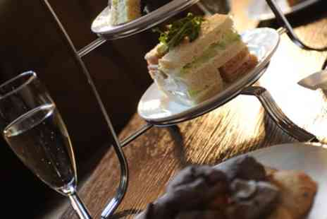 Peckforton Castle - Afternoon Tea with Optional Champagne or Gin and Tonic for Two - Save 28%