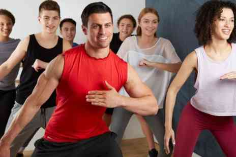 The Fitness Group - Choice of 10 Fitness Classes for One or Two - Save 0%