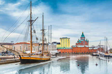 Helsinki & Stockolm City Break - Elegant Capitals and Baltic Mini Cruise - Save 0%