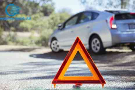 Emergency Assist - One Year Basic or Premium UK Car Breakdown Cover For Any Age Car - Save 69%