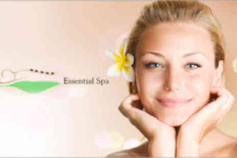 Essential Spa - Spa beauty package - Save 81%