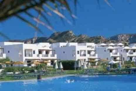 Mark Warner - A Mark Warner family holiday for 4 to Lakitira Beach Resort in Greece - Save 50%