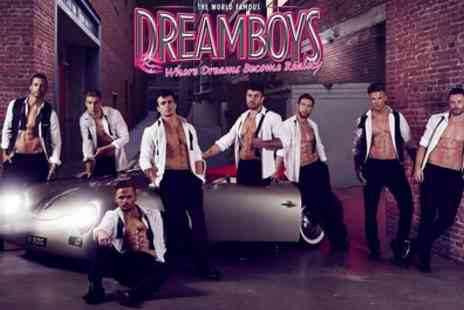 The Dreamboys - One general admission ticket to The Dreamboys Show with a cocktail, buffet and nightclub entry - Save 37%