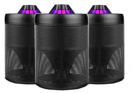 Best mall ever - Smart LED Mosquito Zapper, 1 or 2 - Save 80%