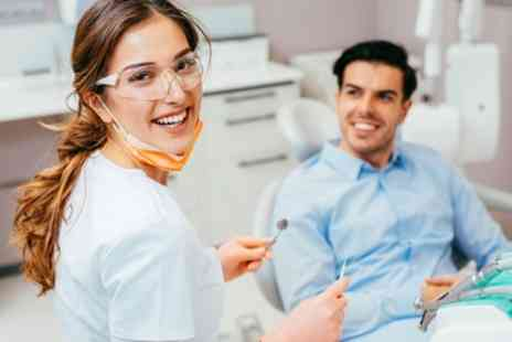 Synergy Clinic Dental & Medical Spa - Dental Checkup, Scale and Polish with Optional X Rays - Save 79%