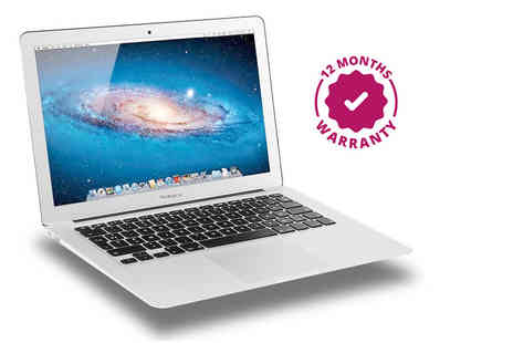 IT Trade UK - A refurbished 11.6 Inch Apple MacBook Air Core with 128GB hard drive and 4GB RAM, or a MacBook Air with 8GB RAM - Save 55%