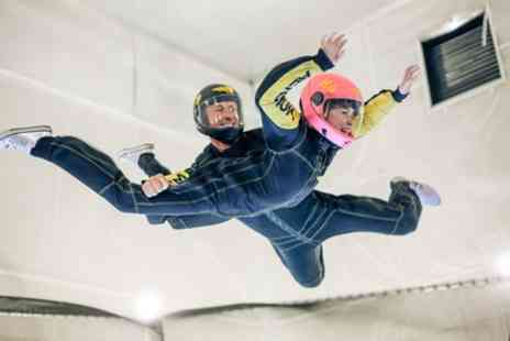 We are Vertigo - 24,000 Feet Indoor Skydiving - Save 36%