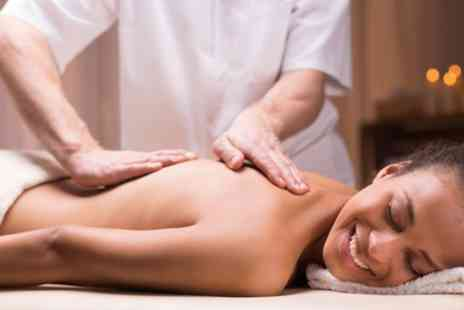 Yorkshire Beauty - Aromatherapy Back, Neck and Head Massage with Optional Facial or Full Body Massage - Save 25%