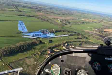Xperience At Eshott Airfield - Two Seater Aircraft Flight for One or Formation Flight Experience for Two - Save 0%
