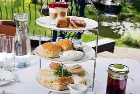 Aztec Hotel & Spa - Afternoon tea & bubbly for 2 near Bristol - Save 35%
